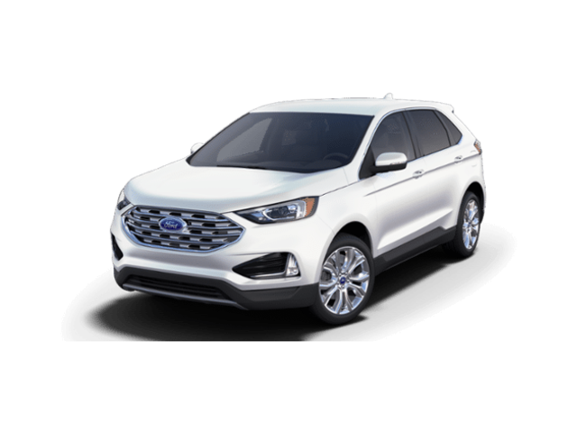 New 2019 Ford Edge Titanium Crossover For Sale Great Bend KS
